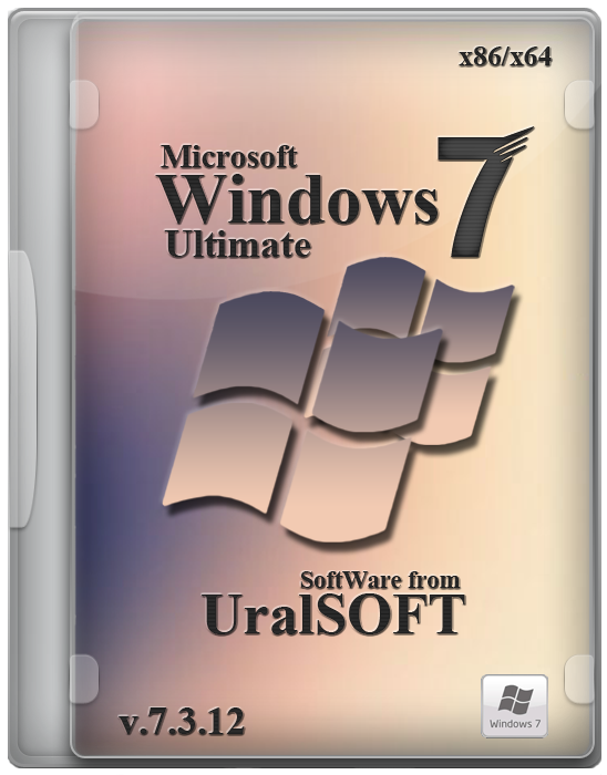 Windows 7 Ultimate UralSOFT v.7.3.12
