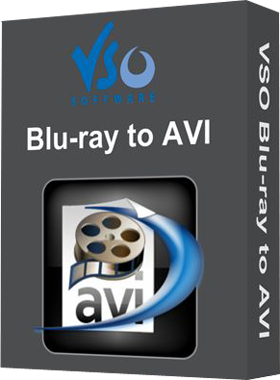 VSO Blu-ray to AVI