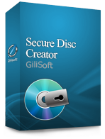 GiliSoft Secute Disc Creator