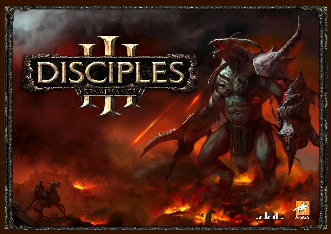 Disciples 3 Орды Нежити Кряк